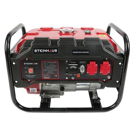 generator de curent foarte bun de la firma Steinhaus.